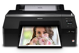 Epson SureColor® P5000 Wide Format Inkjet Printer Commercial Edition - $400.00 Mail-in Rebate