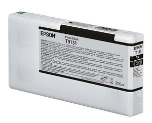 Epson T913100 200ml Photo Black ink cartridge for the Epson P5000