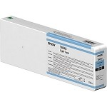 Epson Light Cyan 700ML Ink Cartridges for the Epson SureColor P6000/7000/8000/9000 Standard and Commercial printers