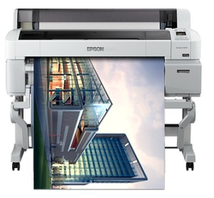 "Epson SureColor T3270 - 24"" Single Roll Printer - $250.00 Instant Rebate"