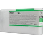 Epson Green 200ML Ink Cartridges for the Epson Stylus Pro 4900