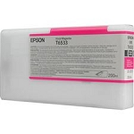 Epson Vivid Magenta 200ML Ink Cartridges for the Epson Stylus Pro 4900