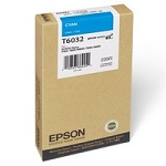 Epson Cyan 220ML Ink Cartridges for the Epson Stylus Pro 7800 / 7880 / 9800 / 9880