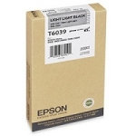 Epson Light Light Black 220ML Ink Cartridges for the Epson Stylus Pro 7800 / 7880 / 9800 / 9880