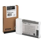 Epson Matte Black 110ML Ink Cartridges for the Epson Stylus Pro 7800 / 7880 / 9800 / 9880