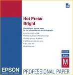 EPSON Hot Press Bright 13