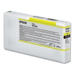 Epson T913400 200ml Yellow ink cartridge for the Epson P5000