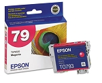 Epson Claria Magenta Ink Cartridges for the Epson Artisan 1430 and Stylus Photo 1400, 1500W, PX660, PX700W, PX710W, PX720WD, PX730WD, PX800FW, PX810FW, PX820FWD, PX830FWD, R1400 Stylus PX820FWD