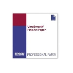 EPSON Ultra Smooth Fine Art paper 325gsm 17