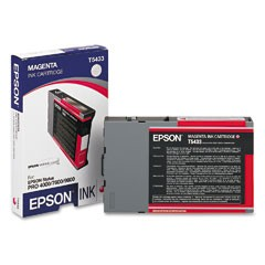 Epson Magenta 110ML Ink Cartridges for the Epson Stylus Pro 7600 / 9600