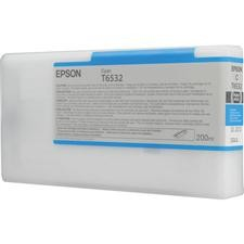 Epson Cyan 200ML Ink Cartridges for the Epson Stylus Pro 4900