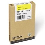 Epson Yellow 220ML Ink Cartridges for the Epson Stylus Pro 7800 / 7880 / 9800 / 9880