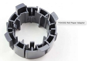 "Roll Paper Adapter 2"" to 3""  for 7880 (sold individually)"