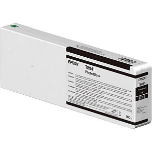Epson Photo Black 700ML Ink Cartridges for the Epson SureColor P6000/7000/8000/9000 Standard and Commercial printers