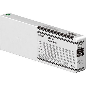 Epson Light Black 700ML Ink Cartridges for the Epson SureColor P6000/7000/8000/9000 Standard and Commercial printers