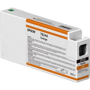 Epson Orange 350ML Ink Cartridges for the Epson SureColor P6000/7000/8000/9000 Standard and Commercial printers