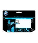 HP C9371A (HP 72) Ink Cartridge, Cyan 130ml ink cartridge