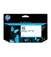 HP C9370A (HP 72) Ink Cartridge, Photo Black 130ml ink cartridge