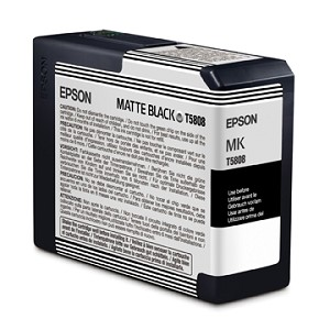 Epson Matte Black Ink Cartridges for the Epson Stylus Pro 3800 / 3880