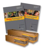"Kodak Professional Inkjet Photo Paper, Metallic / 255g 8.5"" x 11"" 50 Sheets"
