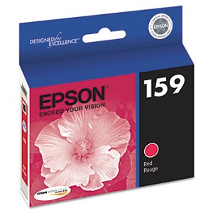 Epson Stylus Photo R1800 Ink - Red