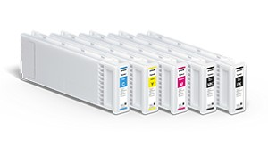 Epson Ultrachrome XD Cyan 110 ML ink cartridge