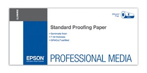 "EPSON Standard Proofing Paper 44"" x 164' Roll"