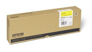 Epson Yellow 700ML Ink Cartridges for the Epson Stylus Pro 11880