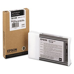 Epson Matte Black 220ML Ink Cartridges for the Epson Stylus Pro 7800 / 7880 / 9800 / 9880