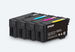 Ultrachrome XD2 Black Ink Cartridge, 110ml for Epson SureColor® T3475 & T5475