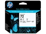 HP72 Gray / Photo Black printhead