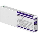 Epson Violet 700ML Ink Cartridges for the Epson SureColor P6000/7000/8000/9000 Standard and Commercial printers