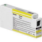 Epson Yellow 350ML Ink Cartridges for the Epson SureColor P6000/7000/8000/9000 Standard and Commercial printers