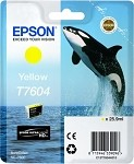 Epson UltraChrome HD Ink Yellow 25.9ml for SureColor P600